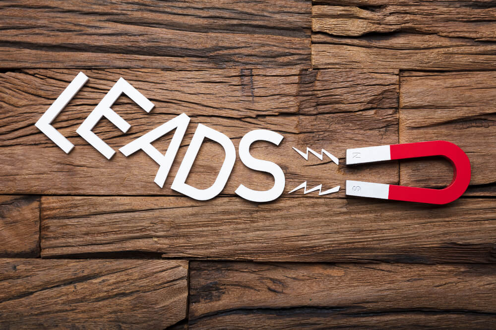 Captação de leads