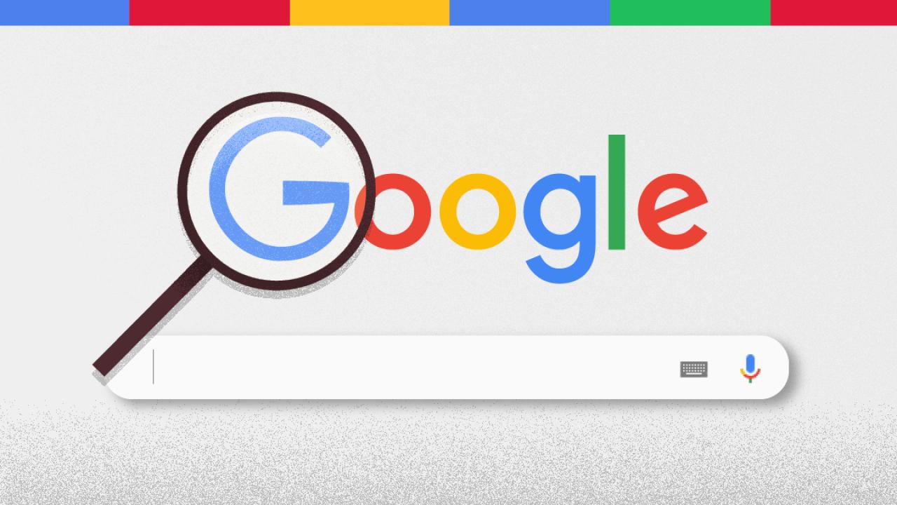 tela inicial do Google